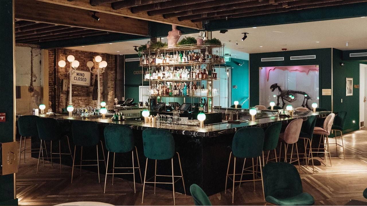 Robinson Cocktail Room