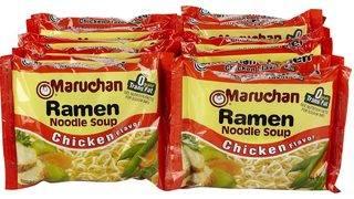 $100,000 worth of Ramen Noodles stolen in Georgia, police say