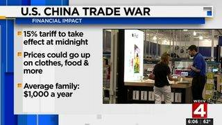 JPMorgan: US-China trade war could cost average American household…