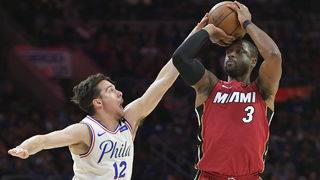 Wade continues mulling decision about next season
