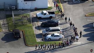BSO releases timeline of events, audio dispatch from Parkland school shooting