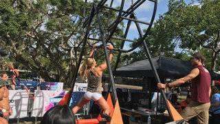 Thousands of fitness fanatics descend on Miami for Wodapalooza