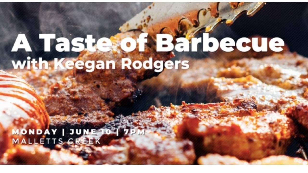 AADL BBQ Keegan Rodgers