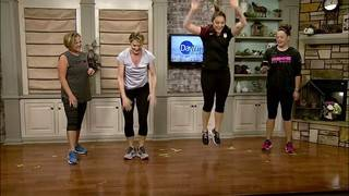 Workout Wednesday: Take on the Burpee Challenge