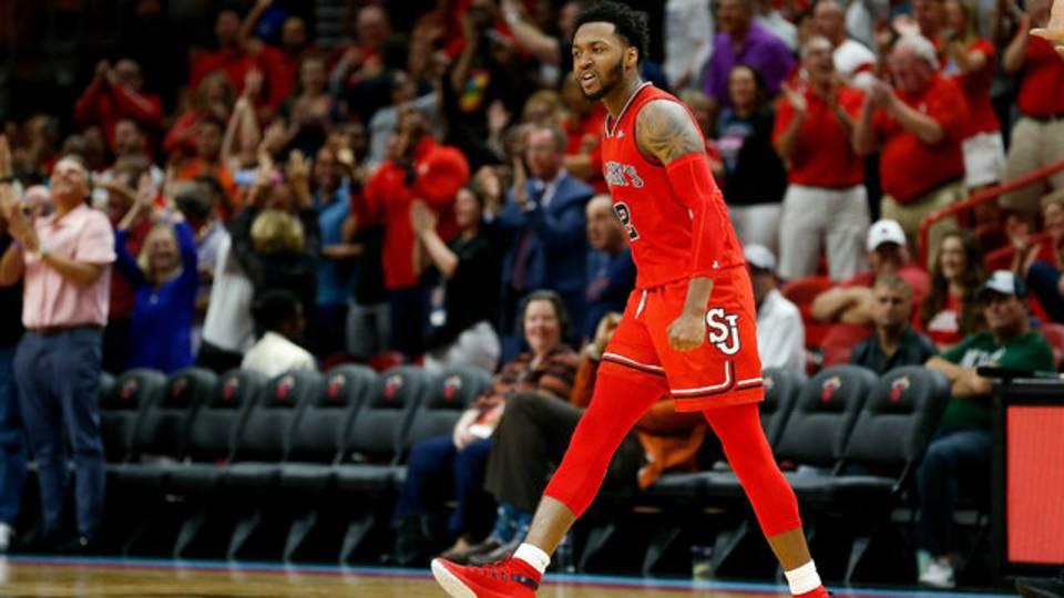 Shamorie Ponds St. John's basketball 2018