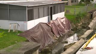 Residents worry crumbling seawalls might cost them their homes