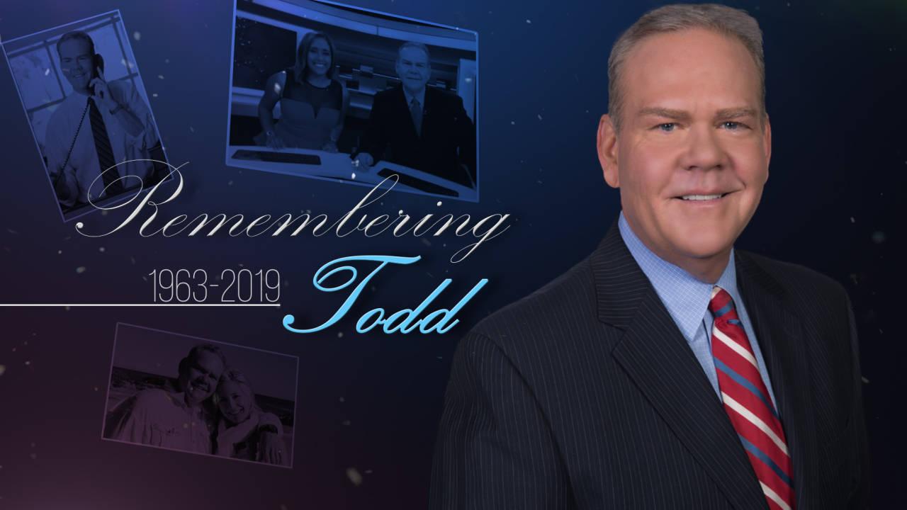 Remembering Todd Tongen 1963-2019 Local10.com graphic
