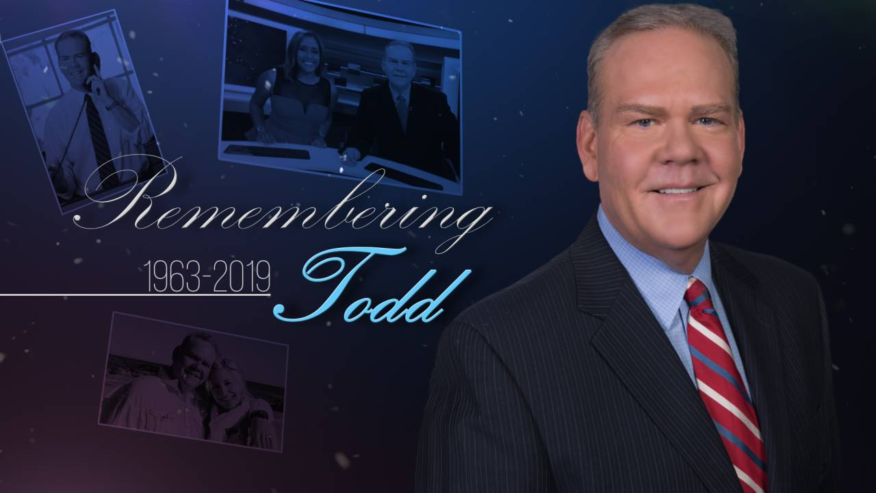 Remembering Todd Tongen 1963-2019 Local10.com graphic