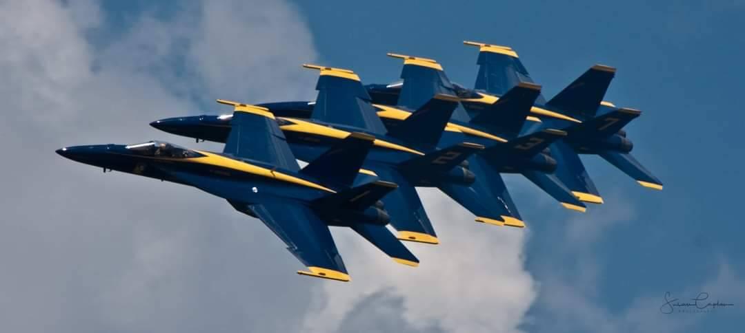Blue Angel's in Fort Lauderdale..
