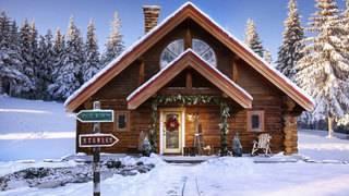 Take tour of Santa's $710K house at North Pole