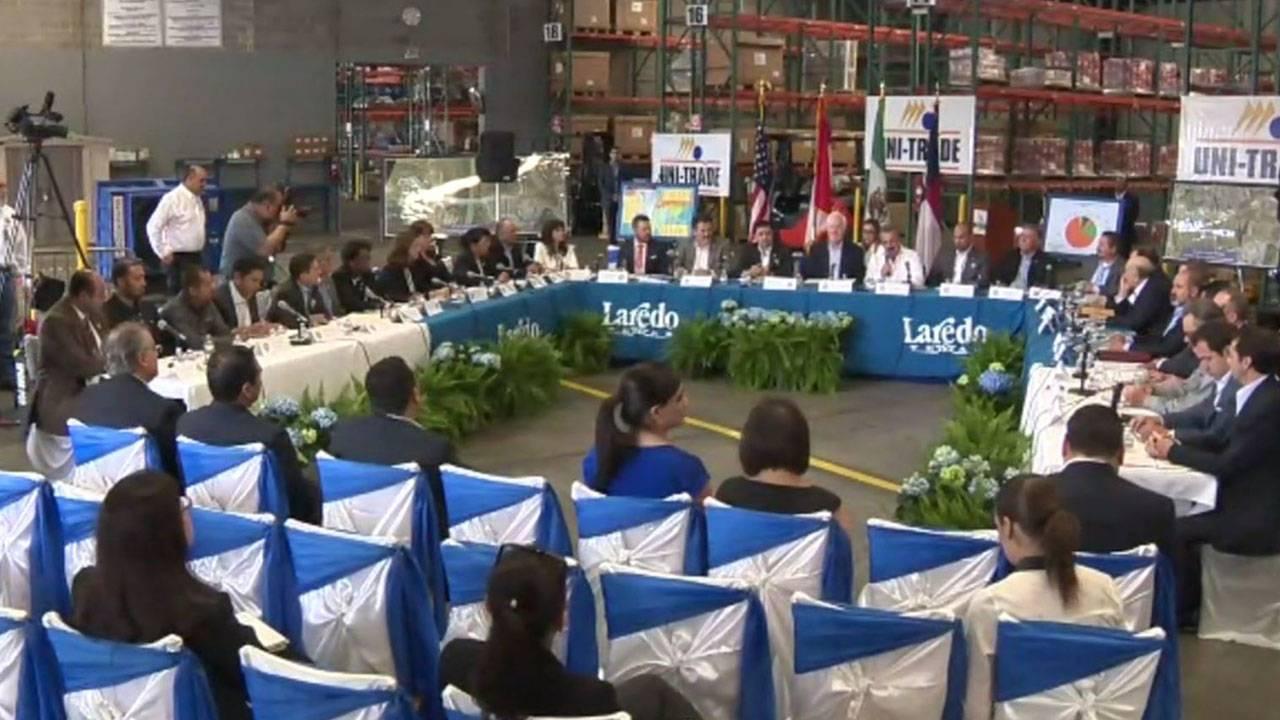 NAFTA meeting