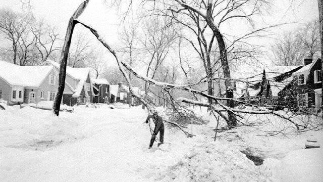 40 Years Later Remembering The Great Blizzard Of 1978 In