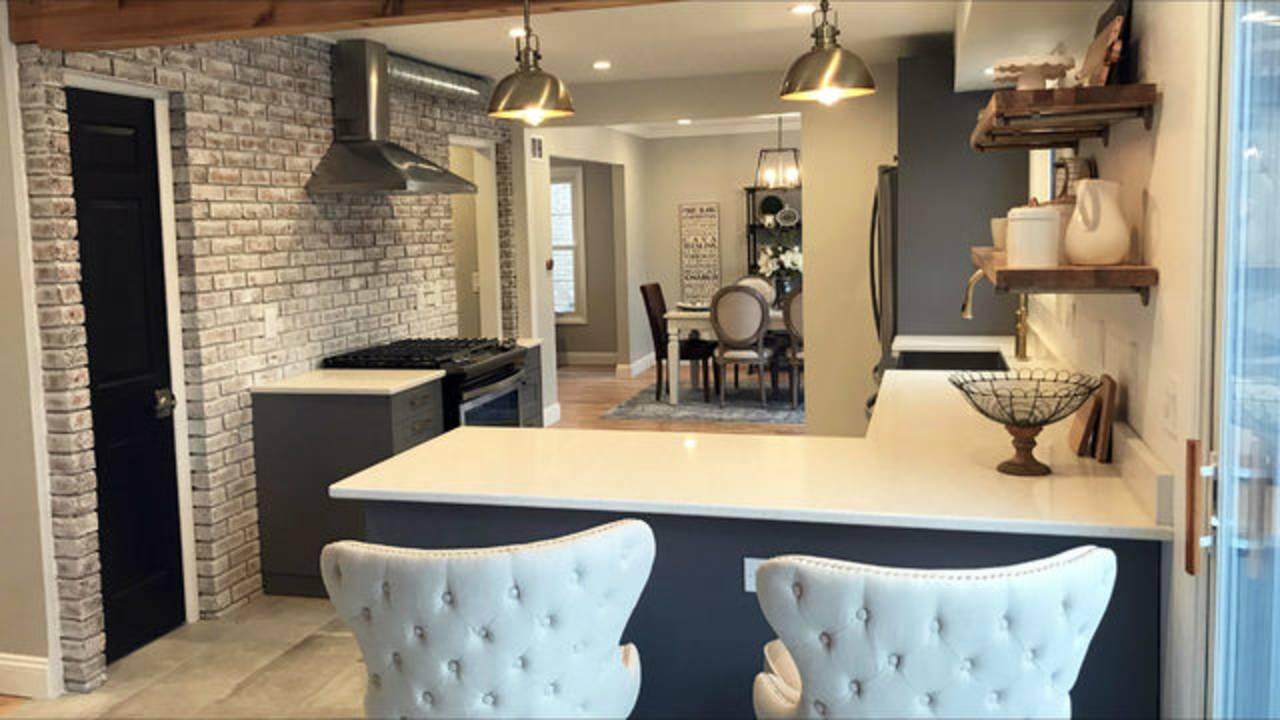 2146 Mershon Dr kitchen view