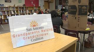 Bexar County continues to support organization helping grandparents