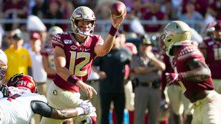Akers, Hornibrook lead Florida State past Louisville