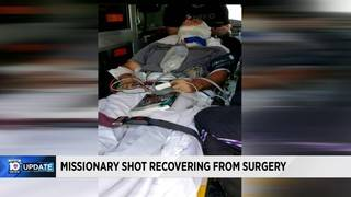 Doctor wounded in Haiti undergoes surgery at Delray Medical Center