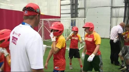 Post Oak Little League team sticks to basics as first game looms