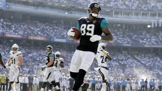 Marcedes Lewis: We can beat anybody. Anybody