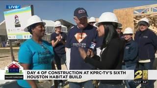 KPRC Habitat Home: Frontier Utilities