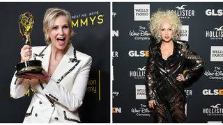Jane Lynch, Cyndi Lauper developing 'Golden Girls'-inspired show for Netflix