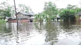Budget counts on federal, state money for storm recovery