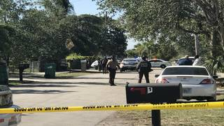 Miami-Dade police investigate death of 1-year-old boy