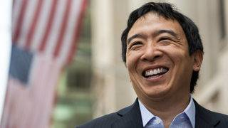 Who is Andrew Yang, Democratic candidate for president?