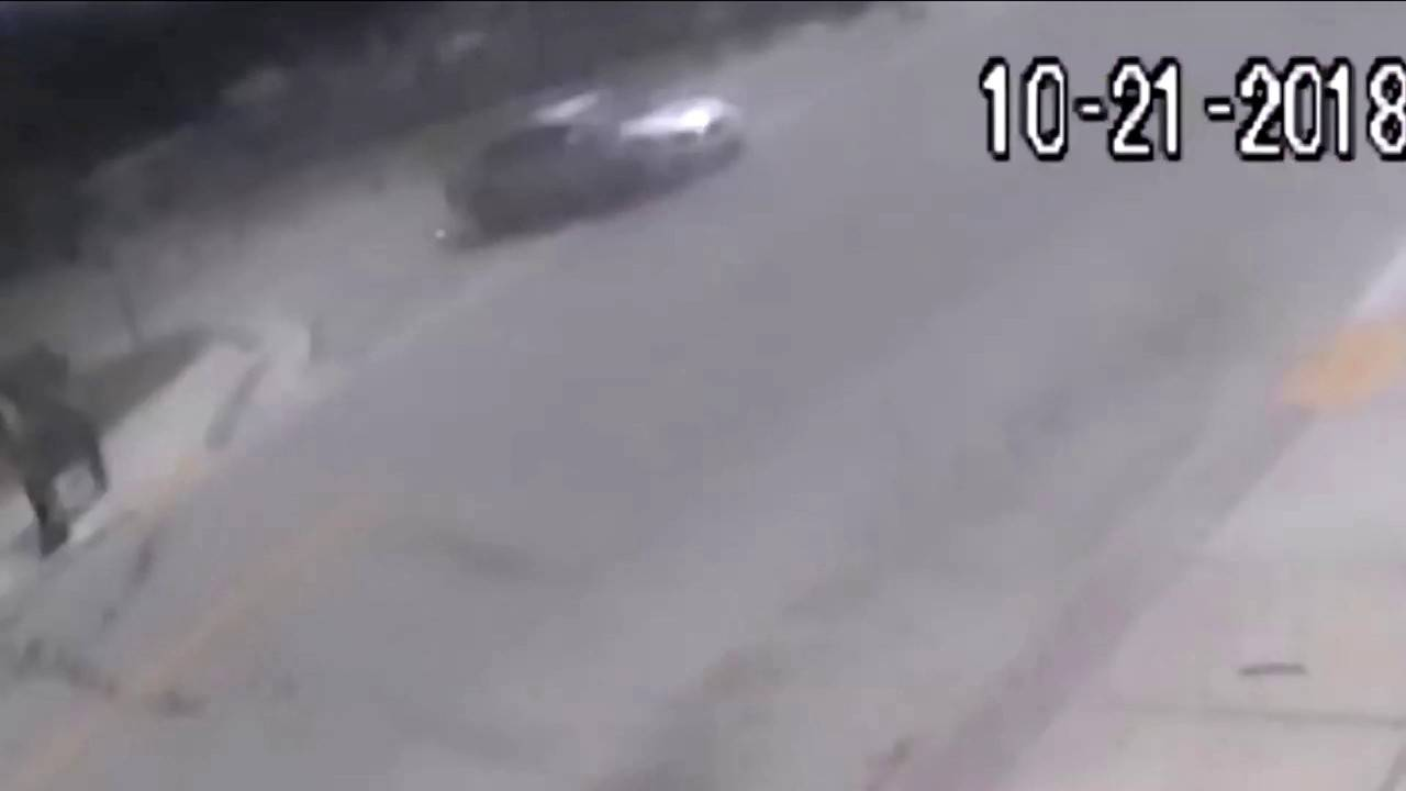 Jacksonville Sheriff's Office released photo of driveby car