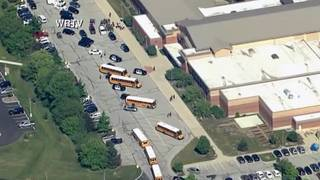 3 injured in shooting at Indiana middle school, suspect in custody