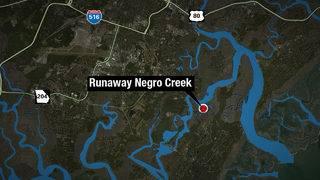 Federal government renames Runaway Negro Creek
