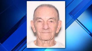 82-year-old with dementia found safe Sunday morning