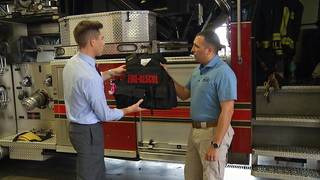 Orlando fire officer teaches emergency causality training
