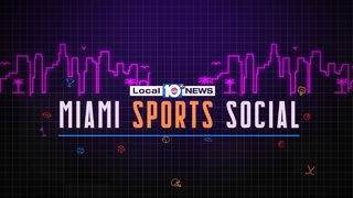 Watch 'Miami Sports Social' for your daily South Florida sports updates