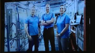 Meet the next ISS astronauts as they prepare for 'change-over'