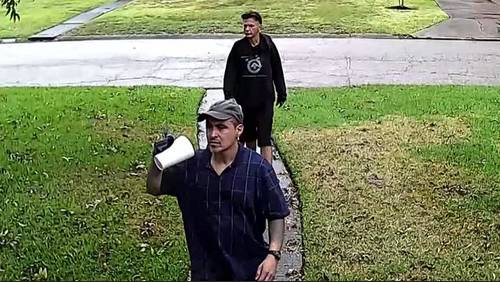 Thieves steal ashes of recently deceased woman in string of home burglaries in NW Houston