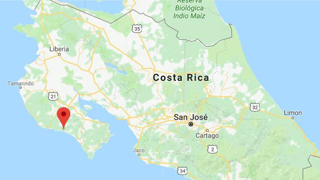 12 killed in Costa Rica plane crash