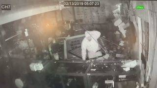 Suspects still sought in Pittsylvania County gun store smash-and-grab