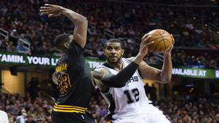 Spurs try to close home stand on high note, face LeBron, Cavs Tuesday
