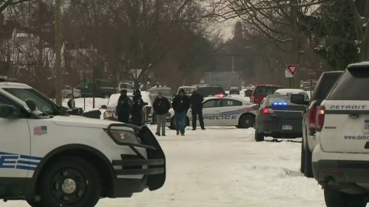Carjacking victim shoots carjacker Detroit's west side