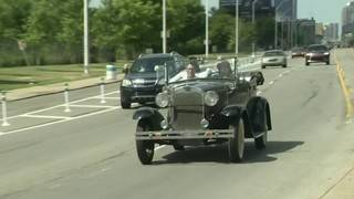 Company creates new Belle Isle tour in Ford Model A