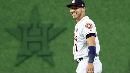Correra expected back with Astros on Friday after rehab stint