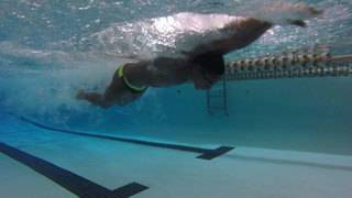 Fear turns to passion for swimmer Khalil Fonder