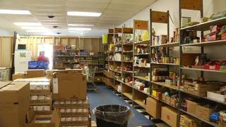 Food pantry fears losing its building weeks after winning makeover