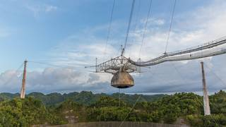 Hi, universe? It's Earth -- Arecibo plans to beam new intergalactic message