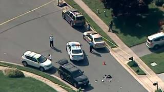 Teen arrested after shooting death of Maryland police officer