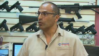 Parkland gunman was stopped from buying AR-15 rifle, store owner says