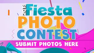 KSAT's Fiesta Photo Contest 2018