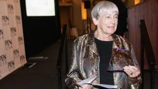 Ursula K. Le Guin, best-selling science fiction author, dies