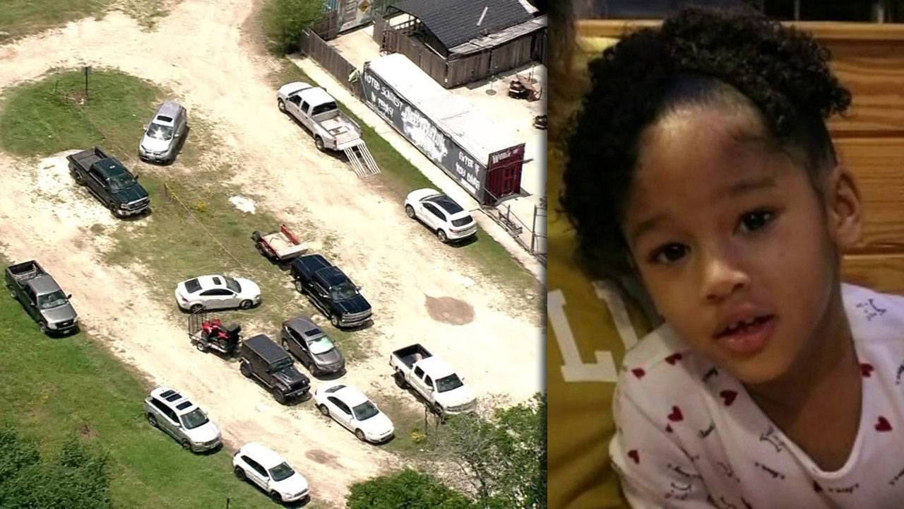 Rosharon search for Maleah Davis with her photo 5-14-19