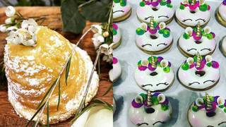 Honeybee Doughnuts in South Miami bakes royal wedding-inspired treat